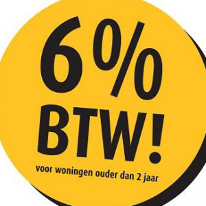 Vanaf 1 Maart 2013, 6% regeling op arbeidsuren.